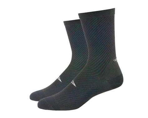 DeFeet Evo Carbon Socks (Black) (L)