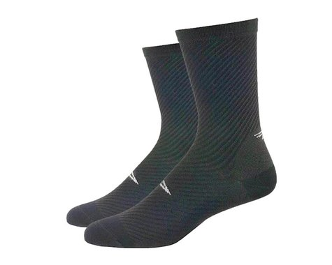 DeFeet Evo Carbon Socks (Black) (XL)