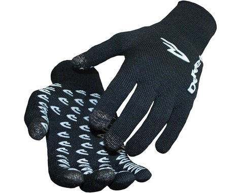 DeFeet Duraglove Wool ET Gloves - Black, Full Finger, X-Small