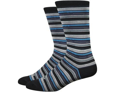 "DeFeet Mondo 6"" Spectrum Socks (Black)"