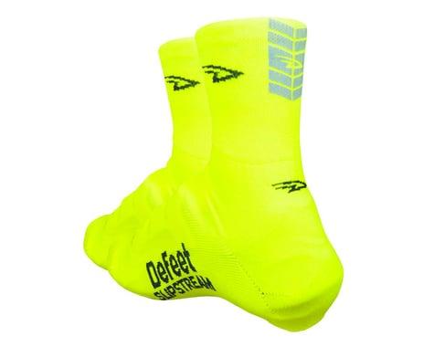 DeFeet Slipstream Shoe Cover (Neon Yellow) (S/M)