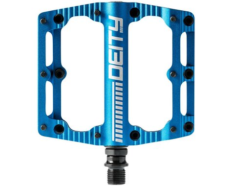 "Deity Black Kat Pedals (Blue) (Pair) (9/16"")"