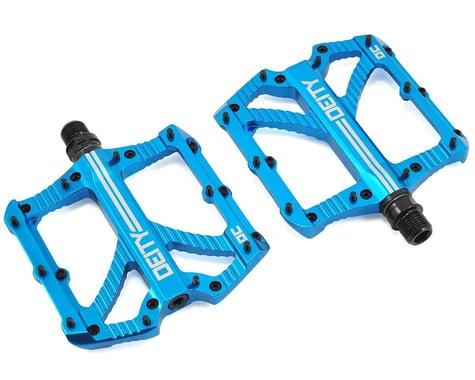 """Deity Bladerunner Pedals (Blue) (9/16"""")"""