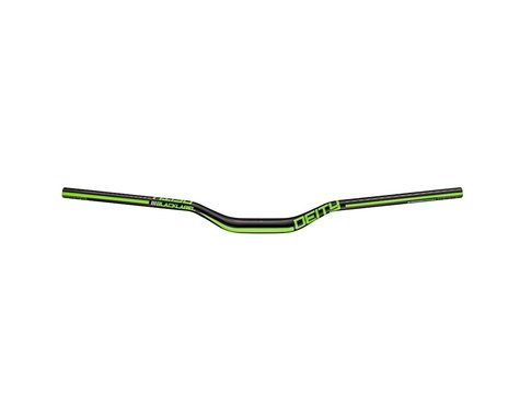 Deity Blacklabel 800 Handlebar (Green) (31.8mm) (38mm Rise) (800mm)
