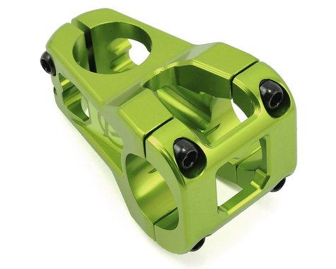 Deity Cavity Stem (Green) (31.8mm Clamp) (50mm) (0°)