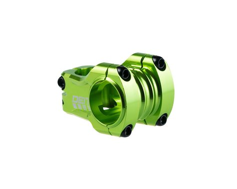 Deity Copperhead Stem (Green) (31.8mm Clamp) (35mm) (0°)