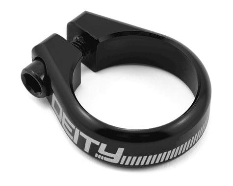 Deity Circuit Seatpost Clamp (34.9mm) (Black)
