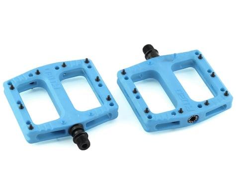 "Deity Deftrap Pedals (Blue) (9/16"")"