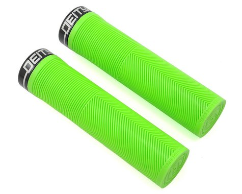 Deity Knuckleduster Locking Grips (Green) (132mm)