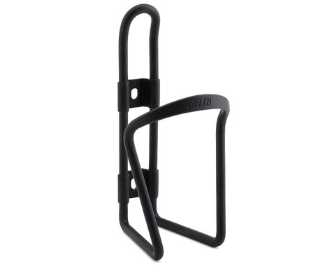 Delta Water Bottle Cage (Black)
