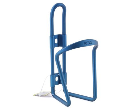 Delta Water Bottle Cage (Blue Anodized)
