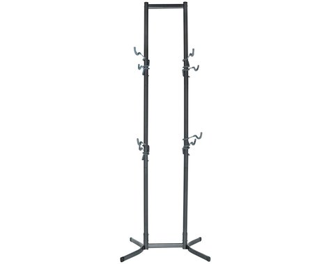 Delta Canaletto Free Standing Bike Storage Rack: Holds Four Bikes