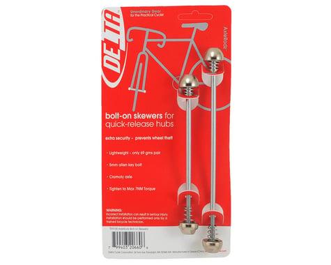 Delta Axle Rodz Locking Skewer Set (Silver)