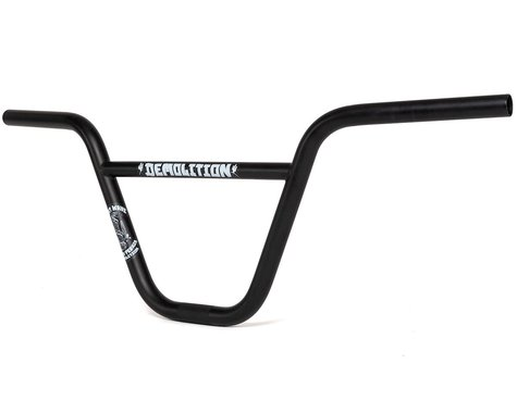"Demolition Heat Wave Bars (Kevin Peraza) (Flat Black) (9"" Rise)"
