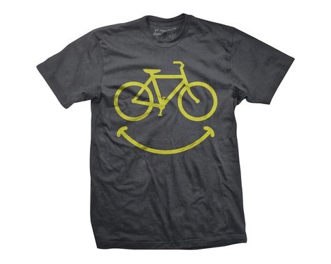 Dhdwear Smiley Tee, gray (L)