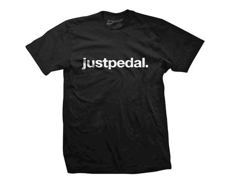 Dhdwear Just Pedal Tee (Black) (XL)