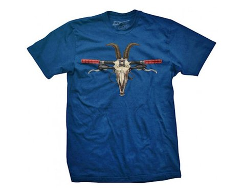Dhdwear Trail Goat Tee (Blue) (M)