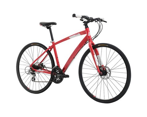 Diamondback Clarity 2 Women's Hybrid Bike -- 2017 Performance Exclusive (Red) (Large)
