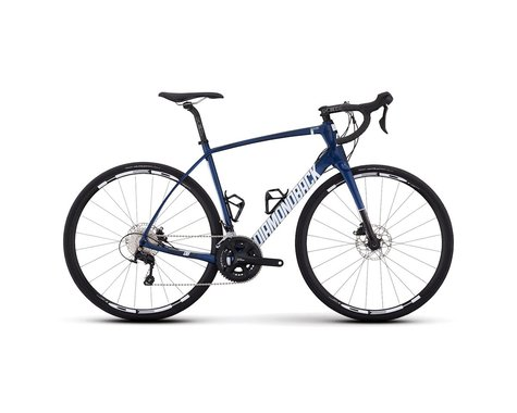 Diamondback Century 4 Carbon Disc Road Bike - 2017 (Blue) (56)