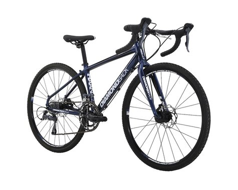 Diamondback Haanjo Trail 24 Youth Gravel Bike - 2016 (Black)