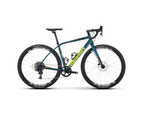 Diamondback Haanjenn Comp Women's Gravel Bike -- 2017 (Blue) (56)