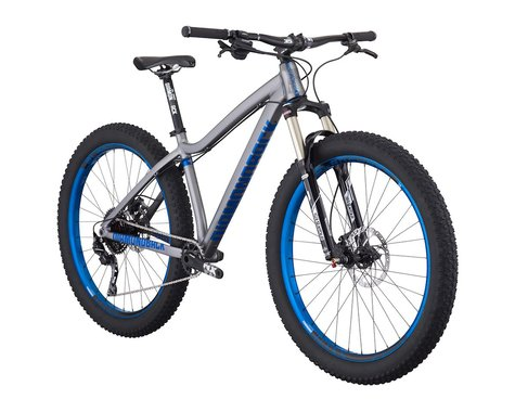 Diamondback Mason Trail Mountain Bike -- 2017 (Silver) (Xlarge)