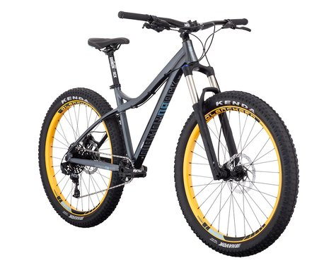 Diamondback Rely 27.5 Women's Mountain Bike - 2017 (Silver)