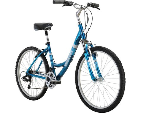 Diamondback Serene Classic Comfort Bike - 2017 (Blue) (Medium)