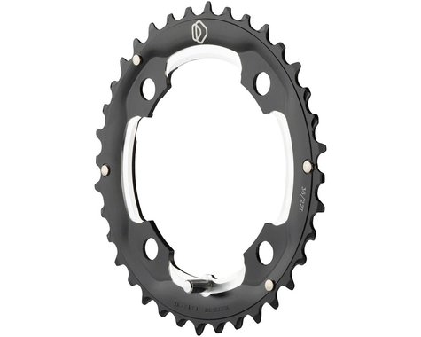 Dimension Middle Chainring (Silver) (104mm BCD) (36T)