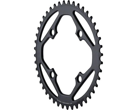 Dimension Outer Chainring (Black) (104mm BCD) (Offset N/A) (42T)