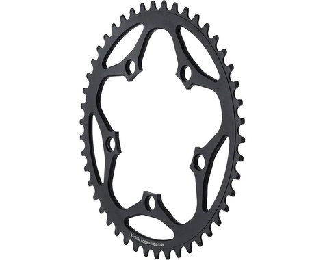 Dimension Outer Chainring (Black) (110mm BCD) (44T)