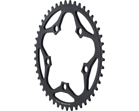 Dimension Outer Chainring (Black) (110mm BCD) (Offset N/A) (45T)