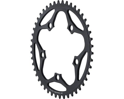 Dimension Outer Chainring (Black) (110mm BCD) (Offset N/A) (46T)