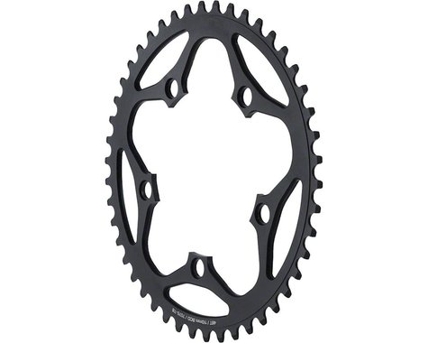Dimension Outer Chainring (Black) (110mm BCD) (48T)