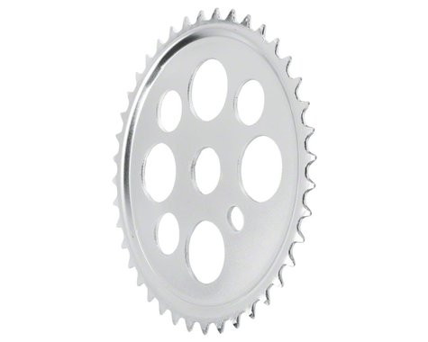 Dimension Steel Cruiser Chainwheel (Silver) (40T)