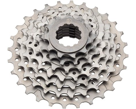 Dimension 7-Speed Cassette w/ Lock Ring & Silver Cogs (12-28T)