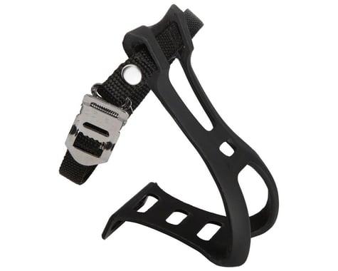 Dimension Toe Clip & Strap Set (Black) (M)