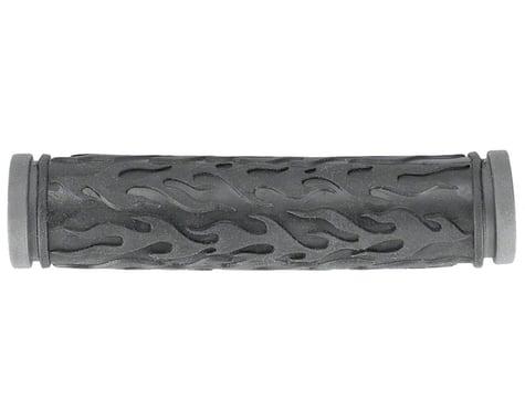 Dimension Dual Density Flame Grips (Black/Gray)