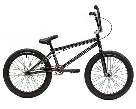 "Division Reark 20"" BMX Bike (19.5"" Toptube) (Black/Polished)"