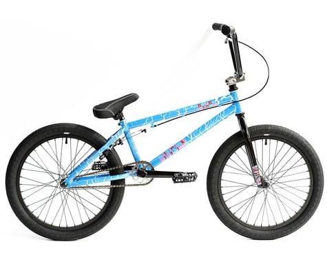 """Division Reark 20"""" BMX Bike (19.5"""" Toptube) (Crackle Blue)"""