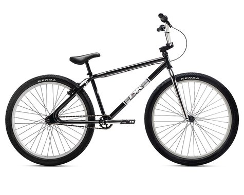 "DK 2020 Legend 26"" BMX Bike (22.4"" Toptube) (Black/Blue)"
