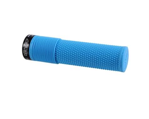 DMR Brendog Flangeless DeathGrip (Blue) (Thick) (Pair)