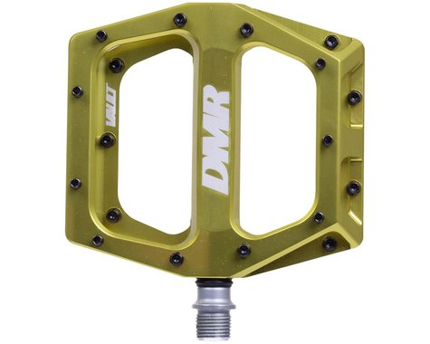 "DMR Vault Pedals (Lemon Lime Green) (9/16"")"