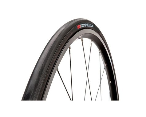 Donnelly Sports Strada LGG Road Tire (Black) (700 x 25)