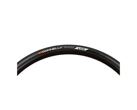 Donnelly Sports Strada LGG Tire - 700 x 25, Clincher, Folding, Black, 120tpi