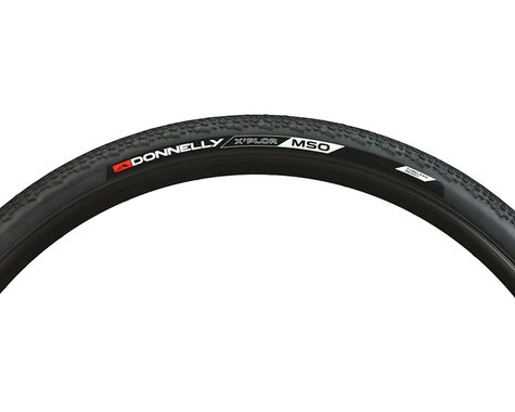 Donnelly Sports X'Plor MSO Tire - 650b x 50, Tubeless, Folding, Black, 60tpi