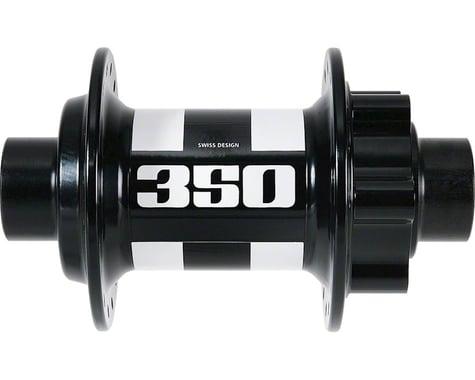 DT Swiss 350 Front Disc Hub (Black) (32H)