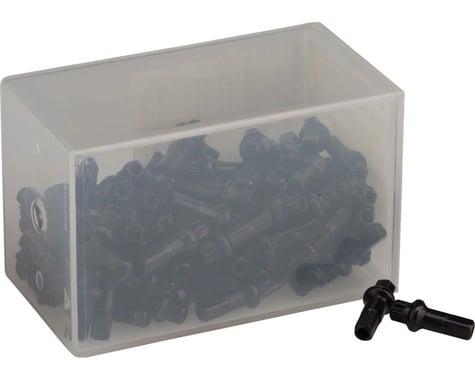 DT Swiss Squorx Pro Alloy Nipples (Black) (2.0 x 15mm) (Box of 100)