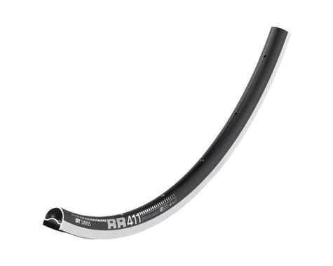 DT Swiss RR 411 Rim - 700, Rim, Black, 20H