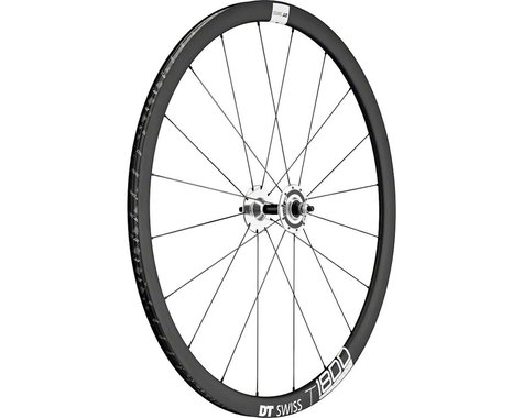 DT Swiss T1800 Front Wheel (Black) (700c) (9mm x 100mm) (Rim Brake)